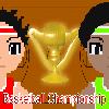 Campionatul de baschet joc
