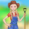 Fata barbie Farm joc
