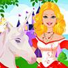 Barbie Unicorn îngrijirea joc