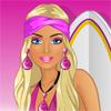 Barbie merge navigarea joc