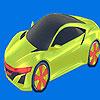 Cele mai bune de colorat masina viitor joc