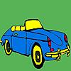 Colorante auto albastru de prima clasa joc