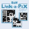 B W Link-a-Pix lumină Vol 1 joc