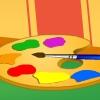 Film de desene animate de colorat joc