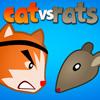 Pisica vs şobolani joc