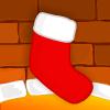 Crăciun ciorap joc