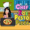 Chef Zoe - Pesto Pizza joc