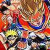 Creetor animaţie luptă Luffy VS Naruto joc