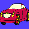 Întuneric roşu masina de colorat joc