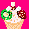 Decorate ice cream joc