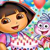 Dora Explorer obiecte joc