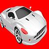Cea mai rapida masina de argint colorat joc