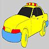 Poliţie rapid masina de colorat joc