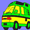 Caravana fabulos de colorat joc