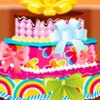 Cinci straturi de tort joc