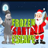 Frozen Santa Escape joc