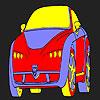 Colorante auto fierbinte amuzant joc
