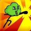 Furie de pumn nor verde joc