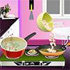 Ciorba de salata sanatoasa joc