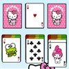 Hello Kitty Solitaire joc