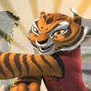 Kung Fu Panda lume tigroaică salt joc