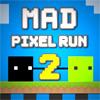 Mad Pixel Run 2 joc