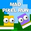 Mad Pixel Run joc
