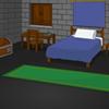 Medieval cameră de evacuare joc