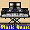 Casa de muzica de evacuare joc