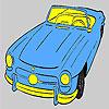 Cea mai veche masina top deschise de colorat joc