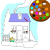 Paint me House joc