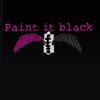 Vopsea negru joc