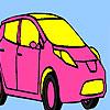 Roz masina personala de colorat joc
