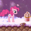 Pinkie Pie visele joc