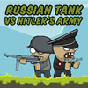 Rusă Tank vs Hitlers armata joc