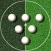 Snooker-fotbal joc