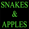 Snakes Apples joc