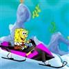 Sponge Bob Sled Ride joc