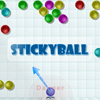 Stickyball joc