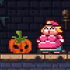 Super Maria Halloween joc