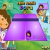 Dora de tenis de masă joc