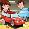 Controlul de trafic jucărie joc