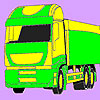 Transport car coloring joc