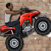 Urban ATV Racing joc