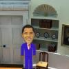 Scăpa de preşedintele SUA joc