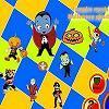 vampir întâlneşte fantome de halloween joc