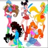 Winx Club colorat joc